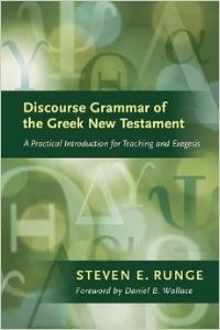 discourse grammar