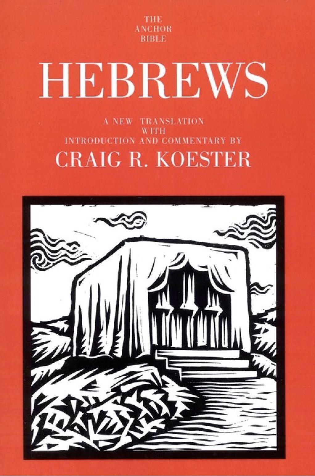 Craig Koester, AYBC: Hebrews